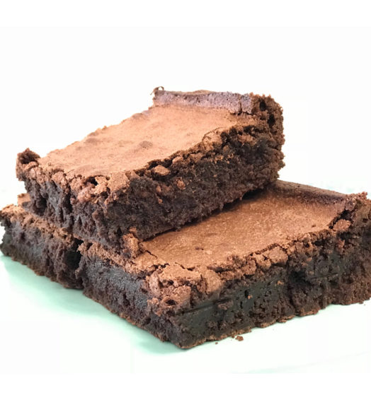 Chocolate Overdose Brownies